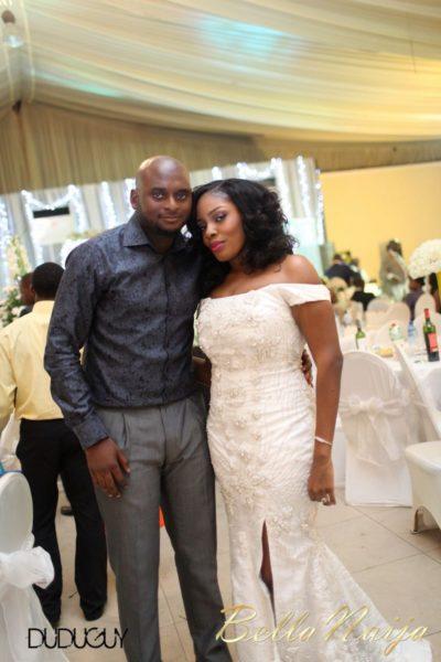 Jennifer Okoye & Yemi Adebonojo White Wedding - April 2013 - BellaNaija Weddings542