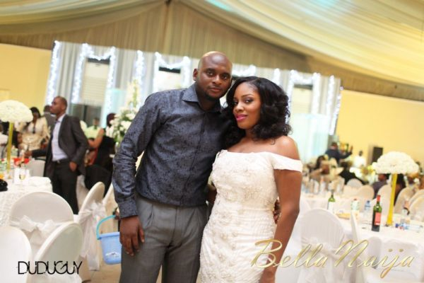 Jennifer Okoye & Yemi Adebonojo White Wedding - April 2013 - BellaNaija Weddings543