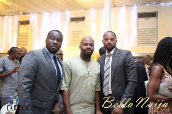 Jennifer Okoye & Yemi Adebonojo White Wedding - April 2013 - BellaNaija Weddings545
