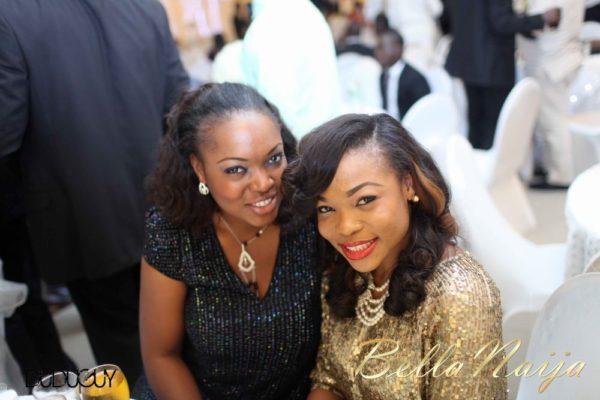 Jennifer Okoye & Yemi Adebonojo White Wedding - April 2013 - BellaNaija Weddings546