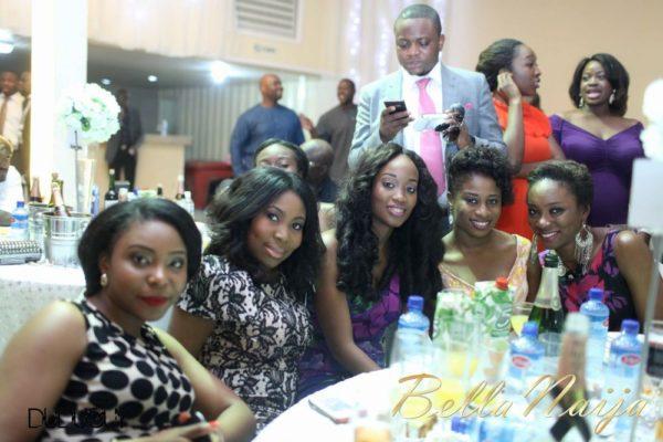 Jennifer Okoye & Yemi Adebonojo White Wedding - April 2013 - BellaNaija Weddings547