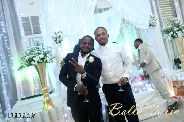Jennifer Okoye & Yemi Adebonojo White Wedding - April 2013 - BellaNaija Weddings553