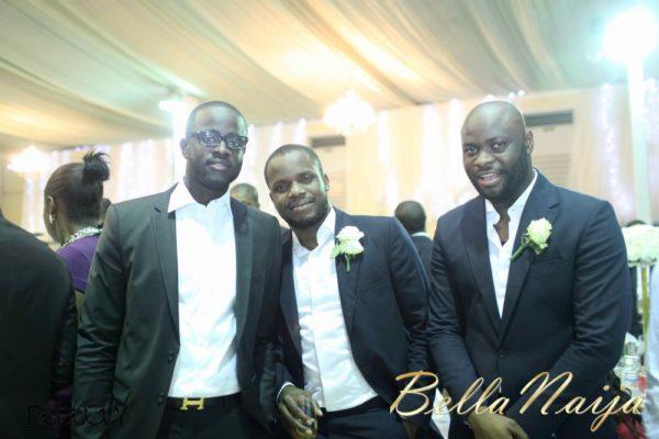 Jennifer Okoye & Yemi Adebonojo White Wedding - April 2013 - BellaNaija Weddings556