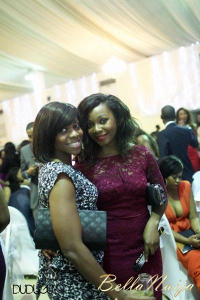 Jennifer Okoye & Yemi Adebonojo White Wedding - April 2013 - BellaNaija Weddings557