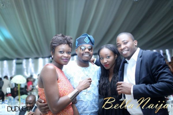 Jennifer Okoye & Yemi Adebonojo White Wedding - April 2013 - BellaNaija Weddings562
