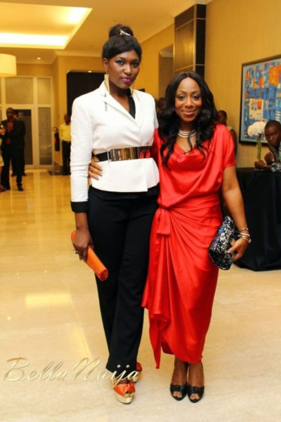Dakore at the Jim Iyke Unscripted event
