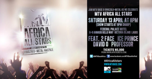 MTV Africa All Stars - BellaNaija