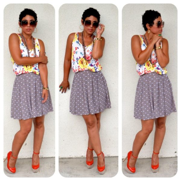 Mixing Prints - BellaNaija - April2013004