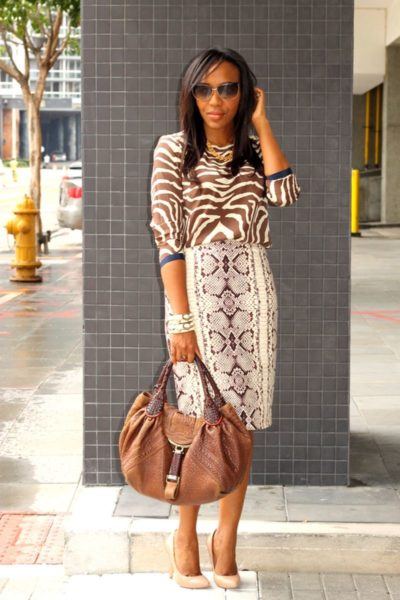 Mixing Prints - Bellanaija - April2013006
