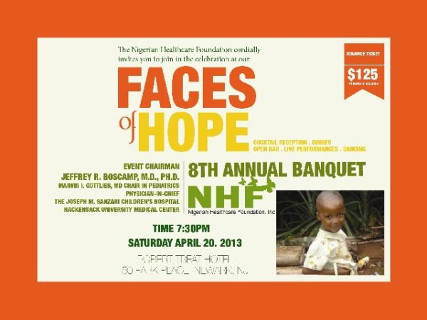 NIgerian Healthcare Foundation - BellaNaija - April2013
