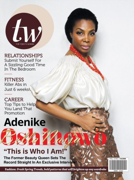 Nike Oshinowo for TW Magazine's April 2013 Issue - April 2013 - BellaNaija004