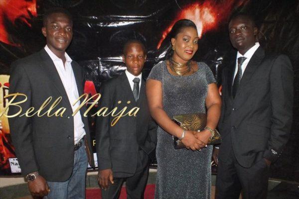 Ameachi, Theophilus & Bunmi