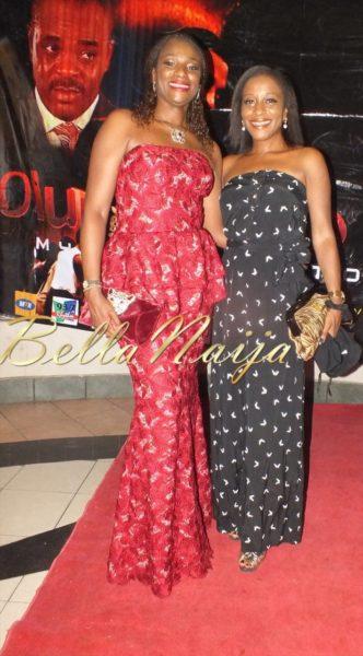 Yemisi Wada & Bola Benson