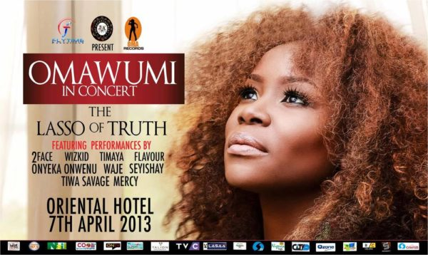 Omawumi In Concert - The Lasso of Truth
