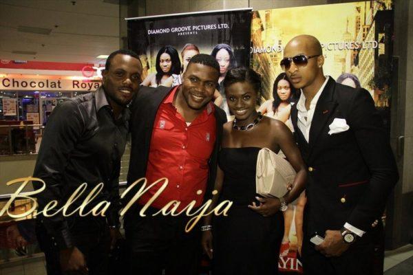 Playing Safe Movie Premiere - April 2013 - BellaNaija005