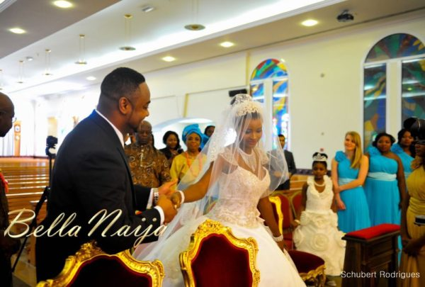 Prisca Amaihe & Emeka Okwara Dubai Wedding - April 2013 - BellaNaija045