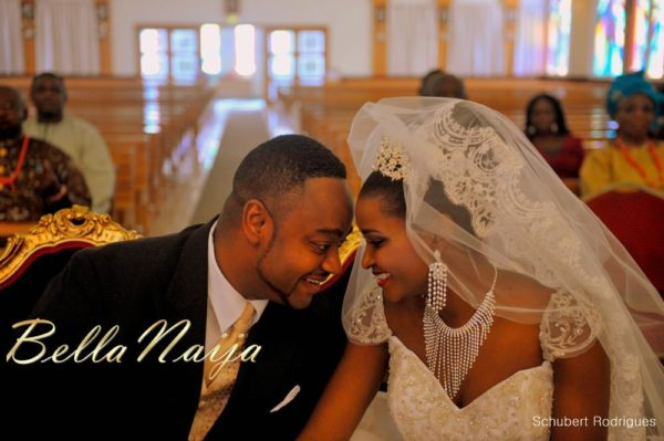 Prisca Amaihe & Emeka Okwara Dubai Wedding - April 2013 - BellaNaija058