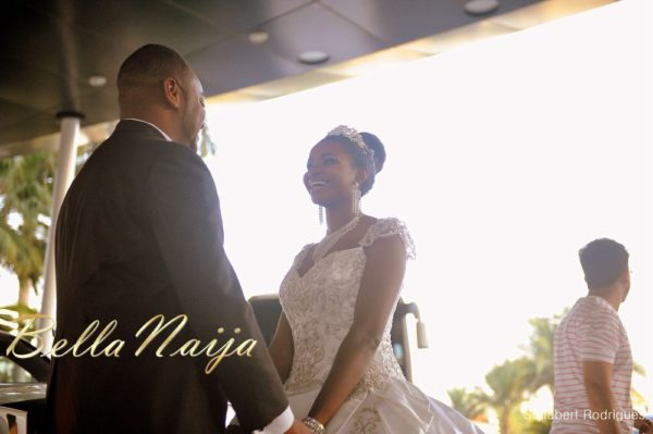 Prisca Amaihe & Emeka Okwara Dubai Wedding - April 2013 - BellaNaija083