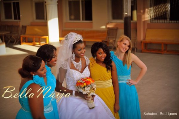 Prisca Amaihe & Emeka Okwara Dubai Wedding - April 2013 - BellaNaija087