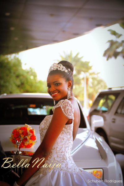 Prisca Amaihe & Emeka Okwara Dubai Wedding - April 2013 - BellaNaija090