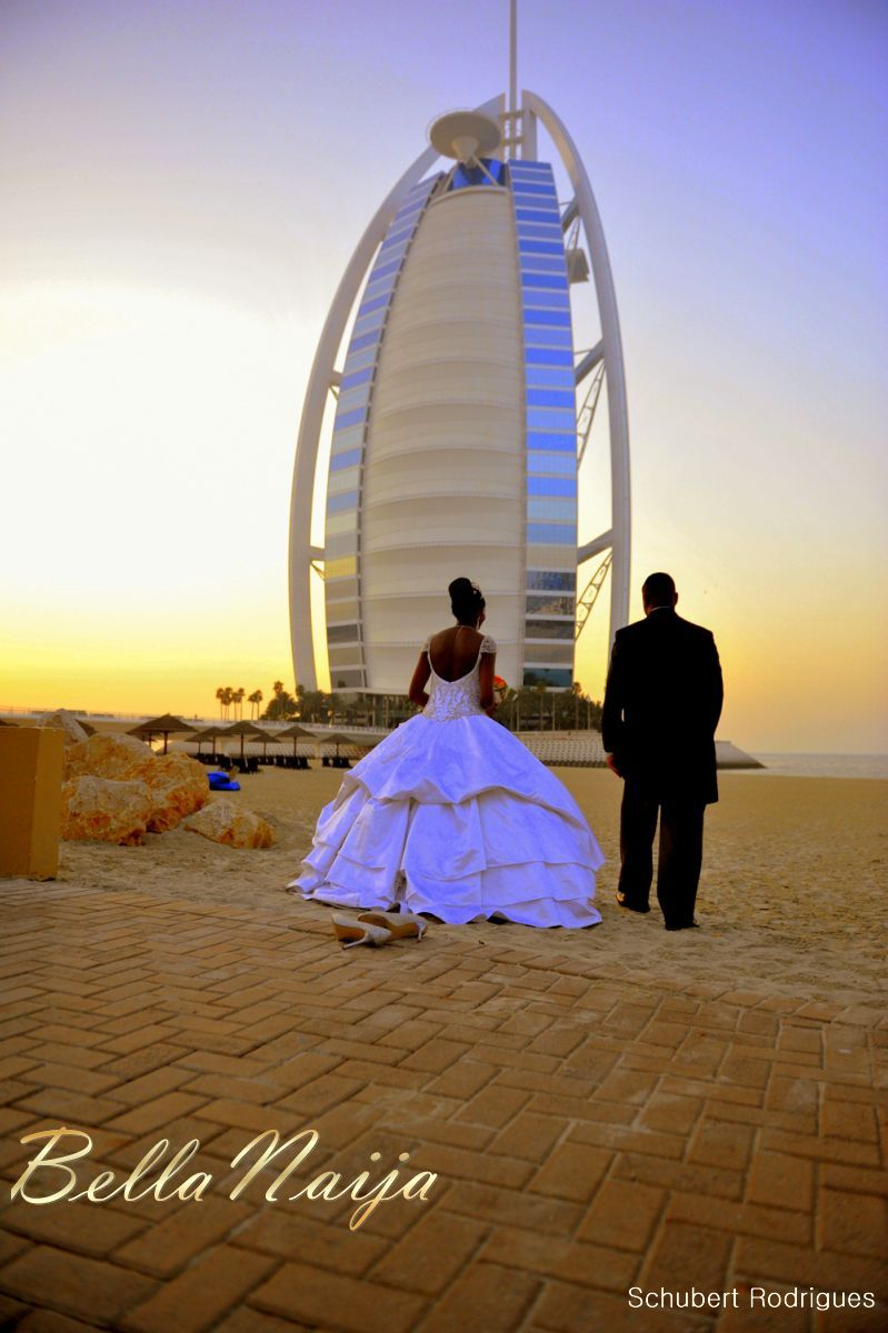 Prisca Amaihe & Emeka Okwara Dubai Wedding - April 2013 - BellaNaija100