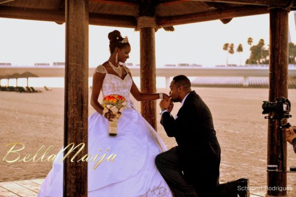 Prisca Amaihe & Emeka Okwara Dubai Wedding - April 2013 - BellaNaija101