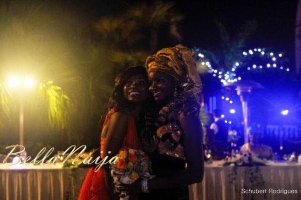 Prisca Amaihe & Emeka Okwara Dubai Wedding - April 2013 - BellaNaija142