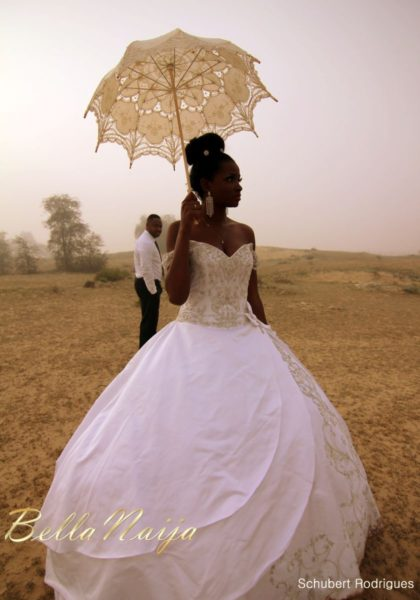 Prisca Amaihe & Emeka Okwara Dubai Wedding - Photoshoot - April 2013 - BellaNaija005