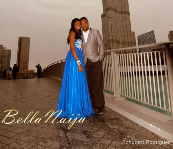 Prisca Amaihe & Emeka Okwara Dubai Wedding - Photoshoot - April 2013 - BellaNaija018