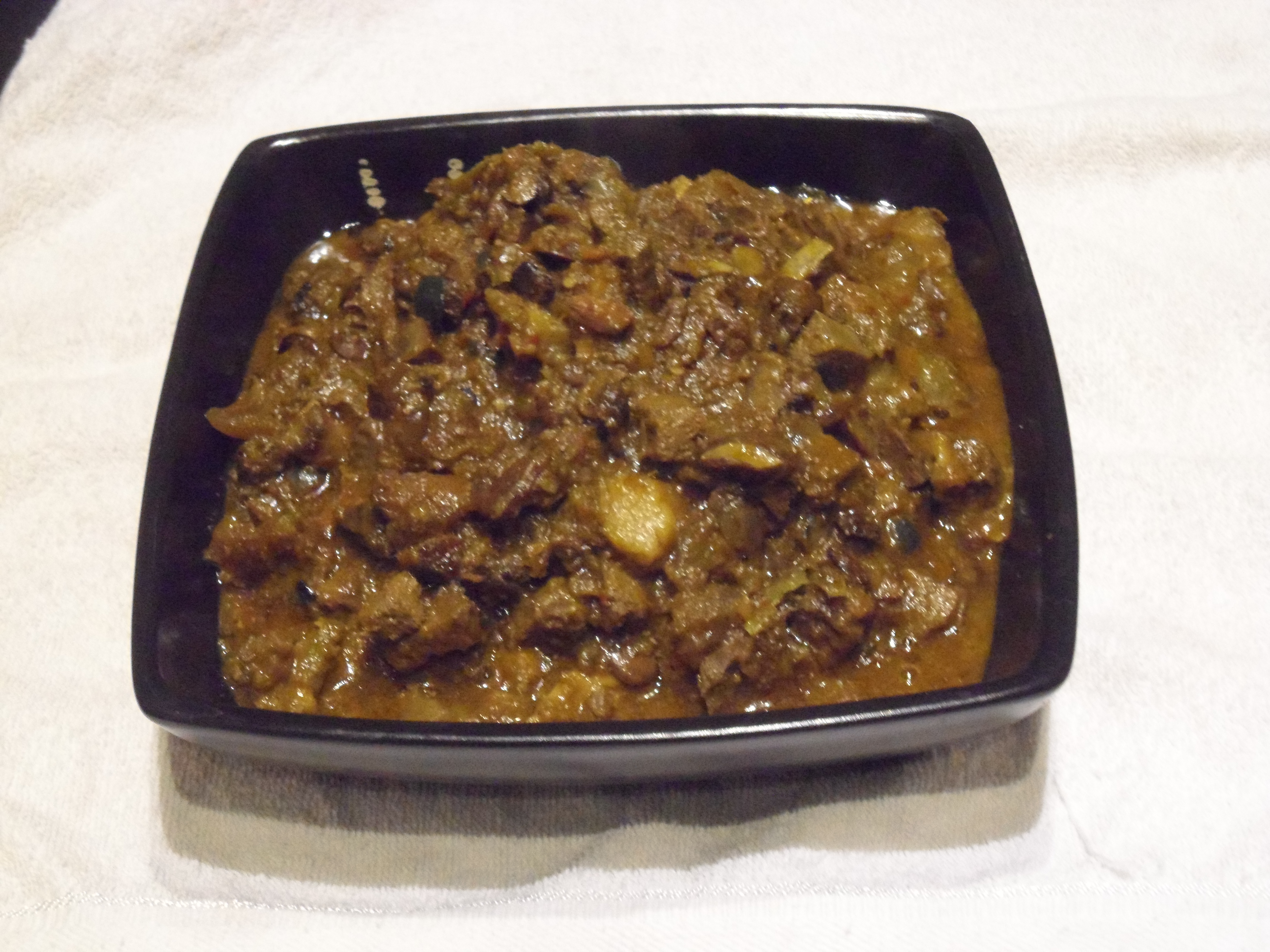 Dooney S Kitchen Ofada Stew