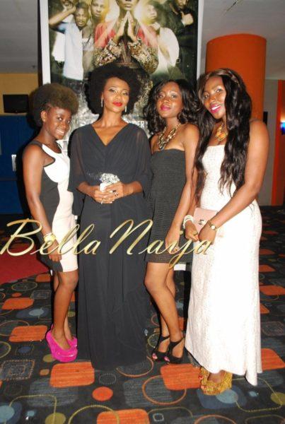Sharon Bada, Nse Ikpe-Etim, Maksat Anpe & Mary Chukwu