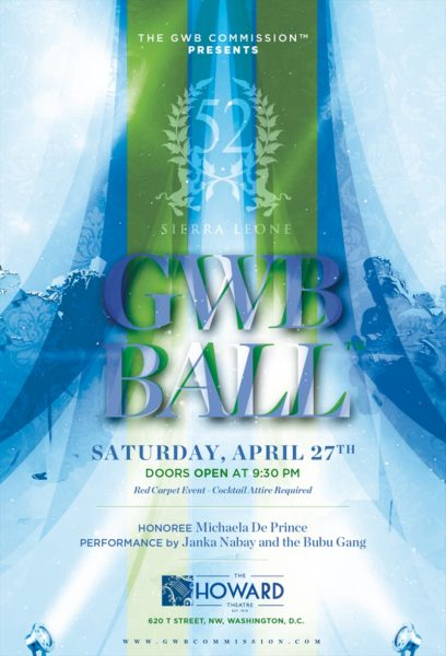Sierra Leone GWB Ball - BellaNaija