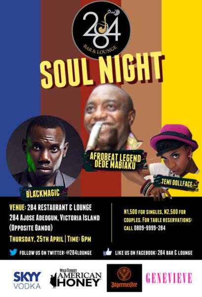 Soul Night - BellaNaija - April2013
