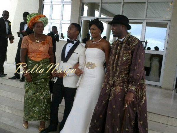 Tien Oki Charles Udejiofor Wedding BellaNaija (1)