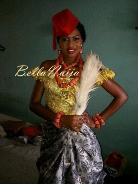 Tien Oki Charles Udejiofor Wedding BellaNaija (3)