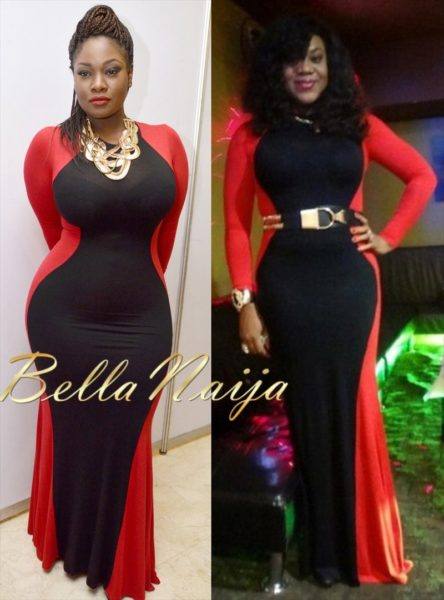 Toolz & Stella Damasus in Liam Fashion Agency - BN Pick Your Fave - April 2013 - BellaNaija