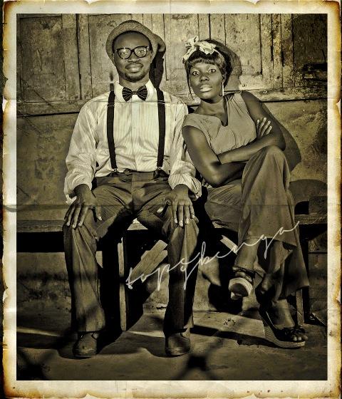 Tope & Gbenga Salu Pre-Wedding (1)