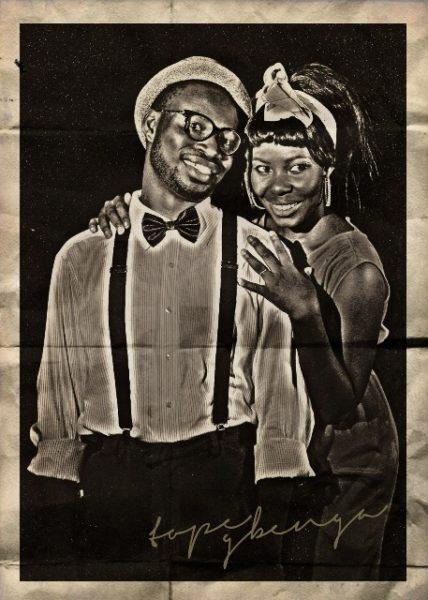 Tope & Gbenga Salu Pre-Wedding (5)