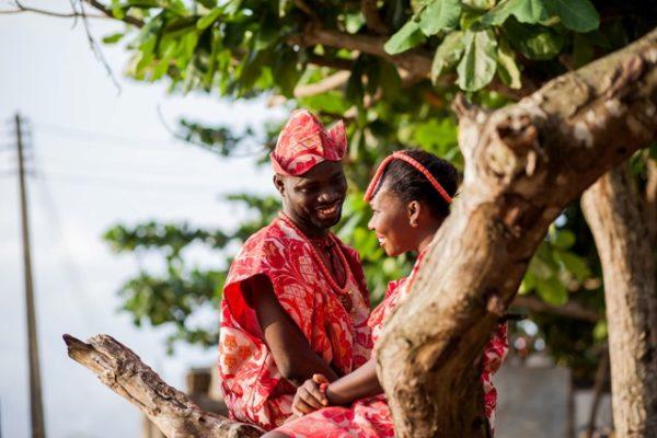 Tope & Gbenga Salu Pre-Wedding (6)