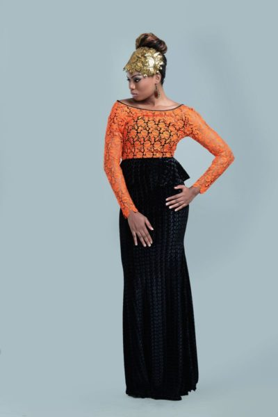 Trish O Couture Beaute Exotic AW 2013 Collection Lookbook - BellaNaija - April20130011