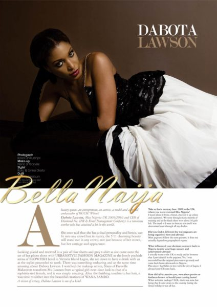 UrbanStyle Fashion Magazine - BellaNaija02