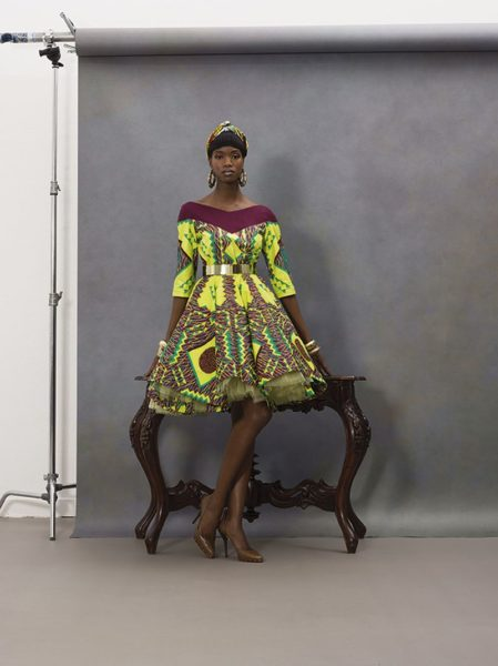 Vlisco Hommage a l'Art Campaign - BellaNaija - April2013004