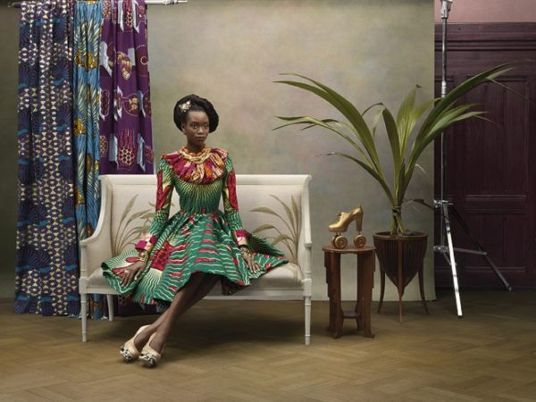 Vlisco Hommage a l'Art Campaign - BellaNaija - April2013007