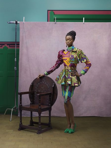 Vlisco Hommage a l'Art Campaign - BellaNaija - April2013008