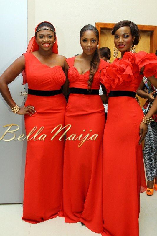 Waje, Tiwa Savage & Seyi Shay - Omawumi in Concert The Lasso of Truth -BellaNaija