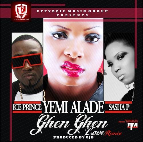 Yemi Alade Ghen Ghen Remix