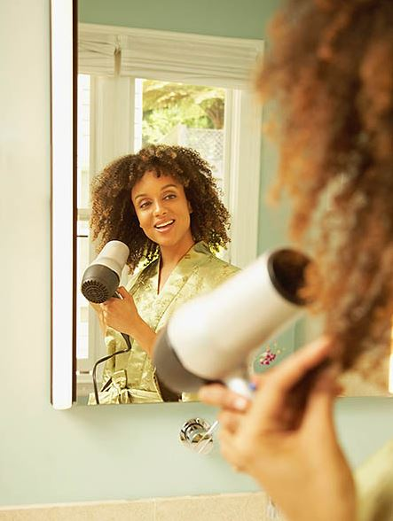 black-woman-blow-dryer-hair
