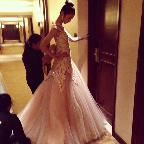 Bn Bridal Designer Alert Francis Libiran   newhairstylesformen2014.com