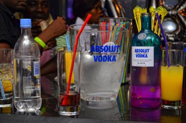 Absolut Vodka Collectors Item Absolut Unique - BellaNaija - May20130040