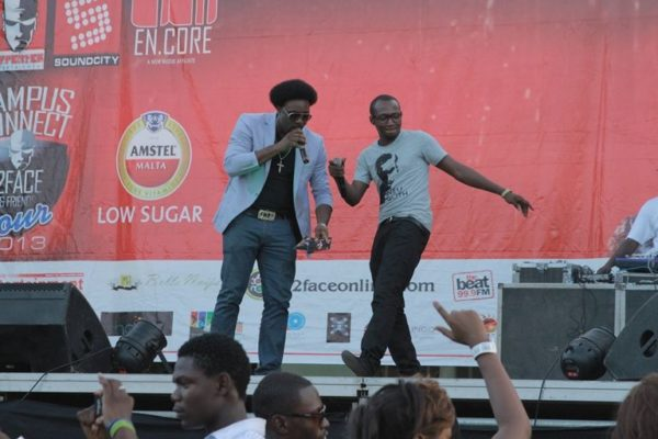 Amstel Malta Campus Connect Tour with 2Face - May 2013 - BellaNaija023